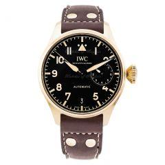 IW501005   IWC Big Pilot's Heritage 46.2 mm watch. Buy Now