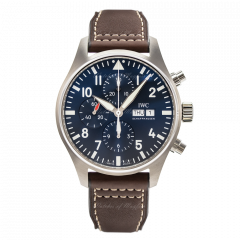 IWC Le Petit Prince Chronograph Automatic IW377714   New Authentic