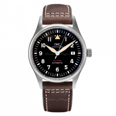 IW326803 | IWC Pilot Automatic Spitfire 39mm watch. Buy Online