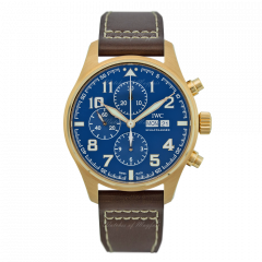 IW377721 | IWC Pilot's Watch Chronograph Edition Le Petit Prince 43 mm watch