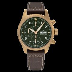 IW387902 | IWC Pilot's Watch Chronograph Spitfire 41 mm watch. Buy Online