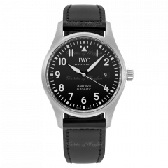IW327009 | IWC Pilot's Watch Mark XVIII 40mm watch | Watches of Mayfair