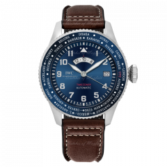 IW395503 | IWC Pilot's Watch Timezoner Editions Le Petit Prince 46mm watch. Buy Online