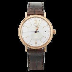 IW458116   IWC Portofino Automatic 37 mm watch. Buy Online