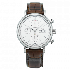 IWC Portofino Chronograph IW391027 | Watches of Mayfair