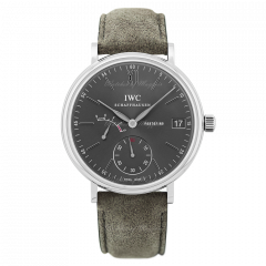 IW510115 | IWC Portofino Hand-Wound Eight Days 45 mm watch. Buy Now