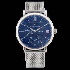 IW510116 | IWC Portofino Hand-Wound Eight Days 45 mm watch. Buy Now