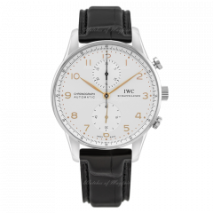 IW371604   IWC Portugieser Chronograph 41mm watch. Buy Online