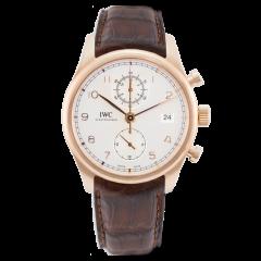 IW390301 IWC Portugieser Chronograph Classic 42 mm watch. Buy Now