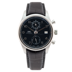 IW390303 IWC Portugieser Chronograph Classic 42 mm watch. Buy Now