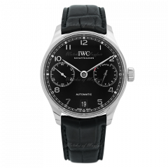 IWC PORTUGIESER AUTOMATIC WATCH 42.3 MM - IW500703 image 1 of 3