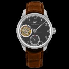 IWC Portugieser Tourbillon Hand-Wound IW546301   Watches of Mayfair