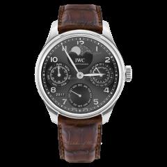 IW502303   IWC Portugieser Perpetual Calendar 44.2mm watch. Buy Online