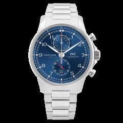 IW390701 | IWC Portugieser Yacht Club Chronograph 44.6mm watch. Buy Online