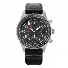 IWC Timezoner Chronograph Automatic IW395001   Watches of Mayfair