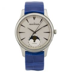 1258420 Jaeger-LeCoultre Master Ultra Thin Moon Stainless Steel 34 mm