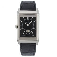 3848420   Jaeger-LeCoultre Reverso Classic Large Duoface Small Second - Back dial