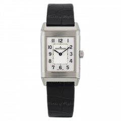 2608530 | Jaeger-LeCoultre Reverso Classic Small Stainless Steel watch - Front dial
