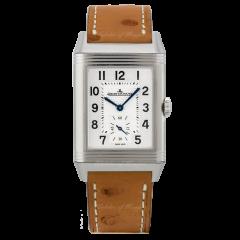 3858521   Jaeger-LeCoultre Reverso Classique 45.6 x 27.4 mm watch.