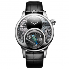 J031534200   Jaquet Droz Charming Bird White Gold 47mm watch   Buy Now