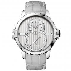 J029030244   Jaquet Droz Grande Seconde SW Steel Steel 45 mm watch