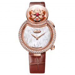 J032003270   Jaquet Droz Lady 8 Flower Red Gold 35 mm watch   Buy Now