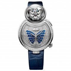 J032004220   Jaquet Droz Lady 8 Flower White Gold 35mm watch   Buy Now