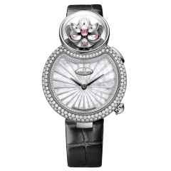 J032004270   Jaquet Droz Lady 8 Flower White Gold 35mm watch   Buy Now
