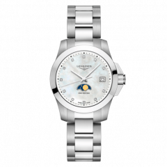 L3.381.4.87.6 | Longines Conquest 34 mm watch | Buy Now