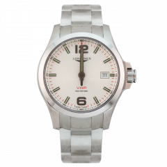 L3.726.4.76.6 | Longines Conques V.H.P 43 mm watch. Buy Online.