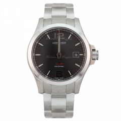 L3.726.4.56.6 | Longines Conquest V.H.P 43 mm watch. Buy Online.