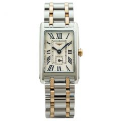 L5.255.5.71.7 Longines Dolcevita 20 mm watch. Buy Now
