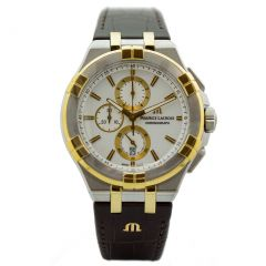 AI1018-PVY11-132-1 | Maurice Lacroix Aikon Chronograph watch | Buy Now