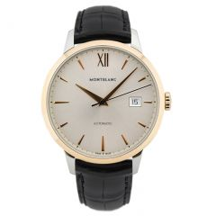 111624 Montblanc Heritage Spirit Date 39 mm watch. Buy Now