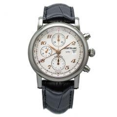 110590 | Montblanc Star Chronograph UTC 42 mm watch. Buy Now