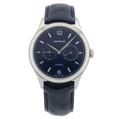 116244 Montblanc Heritage Chronométrie Twincounter Date 40 mm watch