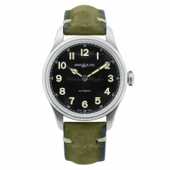 119907   Montblanc 1858 Automatic 40 mm watch. Buy Online