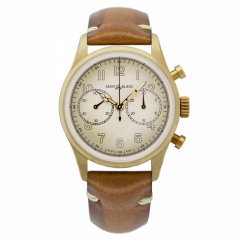 118223   Montblanc 1858 Automatic Chronograph 42 mm watch. Buy Online