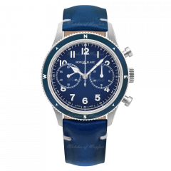 126912 | Montblanc 1858 Automatic Chronograph 42mm watch. Buy Online
