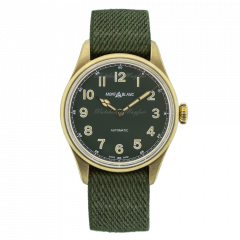 118222 | Montblanc 1858 Automatic Limited Edition watch. Buy Online