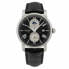 114858 Montblanc 4811 Dual Time 42 mm watch. Novelty 2017. Buy Now