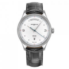 119947 | Montblanc Heritage Automatic Day & Date 39 mm watch. Buy Online