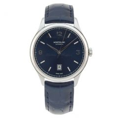 116481 Montblanc Heritage Chronométrie Date Automatic 40 mm watch.