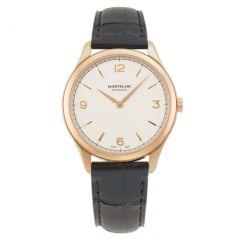 112516 | Montblanc Heritage Chronometrie Ultra Slim 38 mm watch.