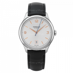 112520 | Montblanc Heritage Chronometrie 38 mm watch. Buy Online