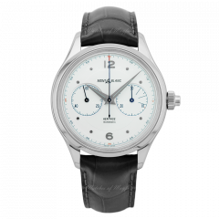 119951   Montblanc Heritage Monopusher Chronograph watch. Buy Online