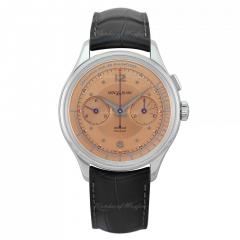 119914 | Montblanc Heritage Pulsograph Limited Edition watch. Buy Online