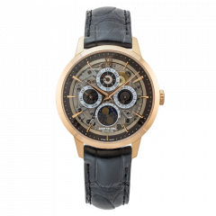 112310 | Montblanc Heritage Spirit Collection Perpetual Calendar watch