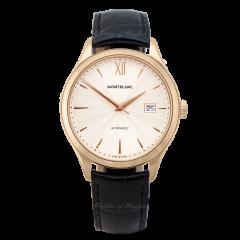 113705 | Montblanc Heritage Spirit Date 39 mm watch | Buy Online
