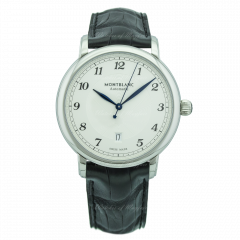 116511 | Montblanc Star Legacy Automatic Date 42 mm watch | Buy Online